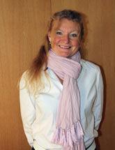Ordförande Åsa Betcke